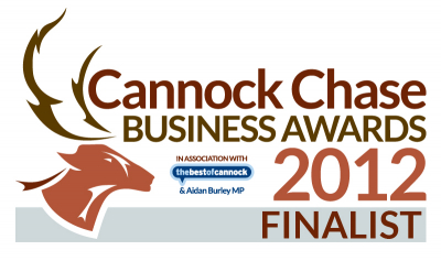 Cannock Chase Business Awards - Finalist