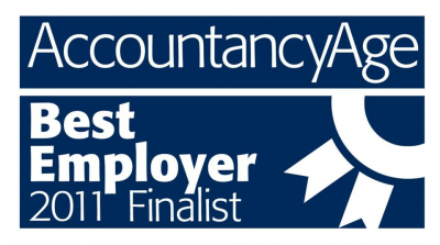 Best Employer Finalist 2011