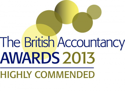 British Accountancy Awards 2013