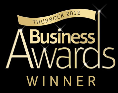 Thurrock Business Awards Winner 2012