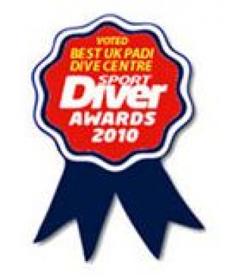 Best UK Dive Centre Award