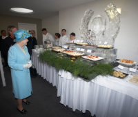 Henley Business School hosts a Royal Garden Party, 25th June 2012