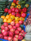 Great food markets in Brighton and Hove