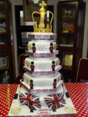 Kool Cakes Organises Street Party for Diamond Jubilee