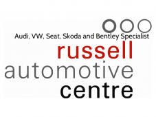 Free wifi access at Russell Automotive Centre