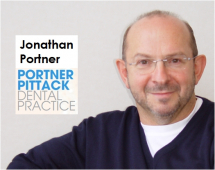 Put a smile back on your face with Jonathan Portner at the Portner Pittack Dental Practice