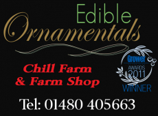 Local St Neots Chilli Farm / Farm Shop on TV