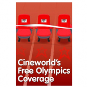 See the Olympic Action on the BIG Screen at Cineworld Chesterfield