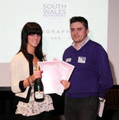 RCT Chef honoured at South Wales Business Network Awards.