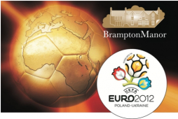 Watch Euro 2012 Live at Brampton Manor