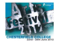 Chesterfield College Arts Festival 2012