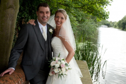 Marriage of Liz Teeboon and Kyle Saunders of St Neots
