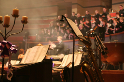 DMS in Concert at The Symphony Hall in Birmingham