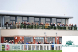 Free entry for Games Makers at Exeter Racecourse's curtain raiser