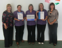 Three Awards for Childcare Group.