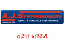 A J Stephenson crowned Most Loved business in Billericay for the second year in a row!