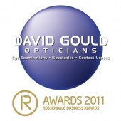 Congratulations David Gould Opticians