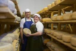 National awards haul for cheese handmade in Shrewsbury
