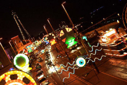 Halloween Daytrip on Wednesday 31st October to Blackpool Illuminations,