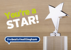 Shining Star of the week - Charlie Fogg's