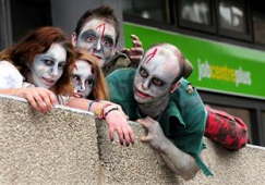 Don't be a Zombie when it comes to looking for work…