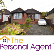Extremely spacious detached bungalow – Highfield Drive, Ewell - from The Personal Agent  @PersonalAgentUK
