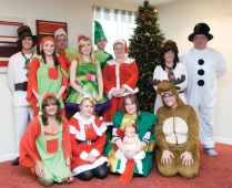 Christmas comes early at Days Inn Haverhill