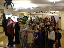 Sparticles, Spooks and Success at Ripley Academy