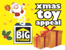 Toy Appeal Week 1 Launch 2012