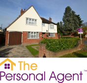 Spacious detached family home in Lyncroft Gardens Ewell Village  - from The Personal Agent  @PersonalAgentUK