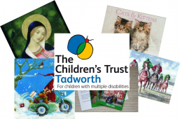 The Children's Trust Tadworth - Christmas cards and gifts @childrens_trust