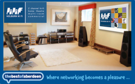 Hi Fidelity networking in Aberdeen
