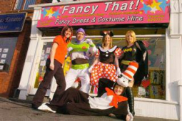 A perfect job opportunity with Fancy That Fancy Dress!