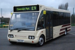 An new old look for Epsom Coaches