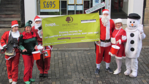 Chester Hotel And Spa Make A Dash For Festive Fundraiser