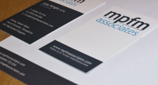 Graphic Design for Shrewsbury businesses - the importance of your stationery