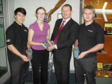 Alliance Learning Support Top Apprenticeships In World Skills Competition