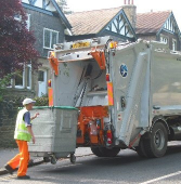 Recycling and waste collections over the festive period