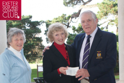 Golf captains raise £8250 for Diabetes UK