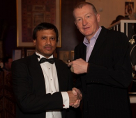 Warwick Spice Indian restaurant raises over £1000 for Myton Hospice Charity