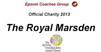 The Royal Marsden – 2013 Charity for Epsom Coaches