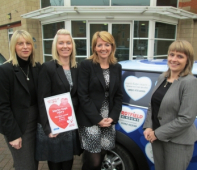Martin Kaye Solicitors in Telford are all Heart