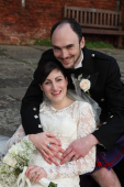 Wedding of St Neots Couple - January 2013