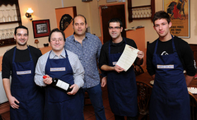 Michelin success for Shrewsbury tapas restaurant!