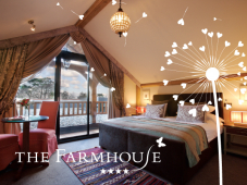 Romance in the air for Kayleigh at The Farmhouse Hotel & Restaurant