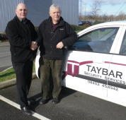 Shrewsbury security firm makes a splash with sponsorship deal