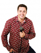 King of comedy Jason Manford to perform at Parr Hall? You're having a laugh!