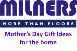 Mother's Day gift ideas for the home at Milners in Ashtead #giftideas