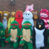 Raise a laugh for Comic Relief or St Patricks Day with one of thousands of entertaining costumes from Fancy That in Bolton