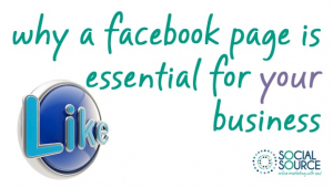 Is having a Facebook page really essential for your business?